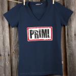 »Priml!« | marineblau