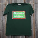 »Dahoimbleiber« | tannengrün