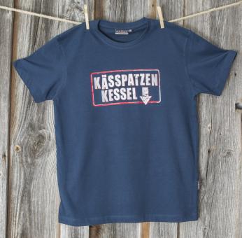 »Kässpatzen-Kessel 2015« | marineblau